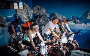 Altitude Wattbikes