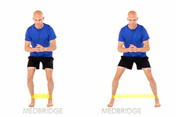 Strength Training for Marathon - Side Step