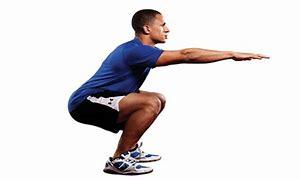 Strength Training for Marathon - Squat